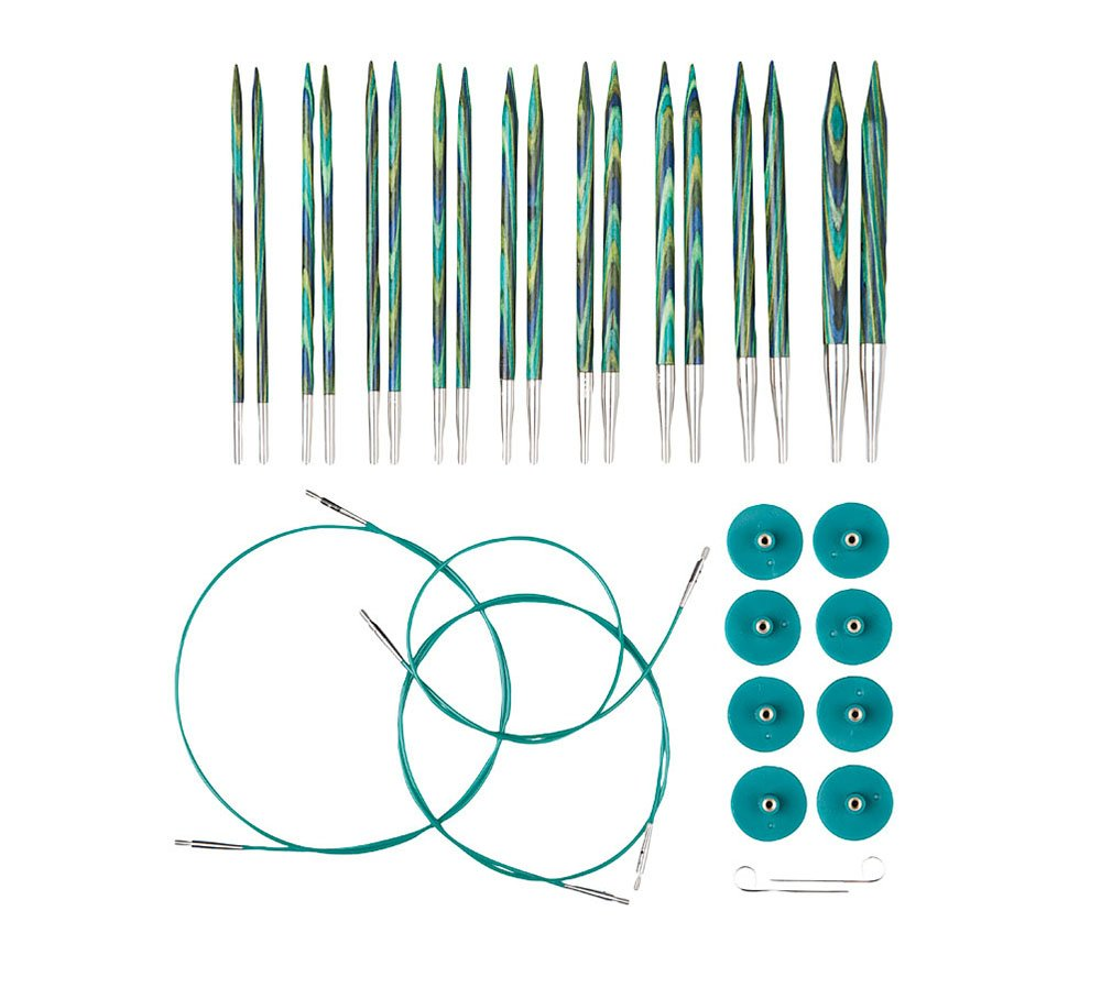 knit picks interchangeable needle set