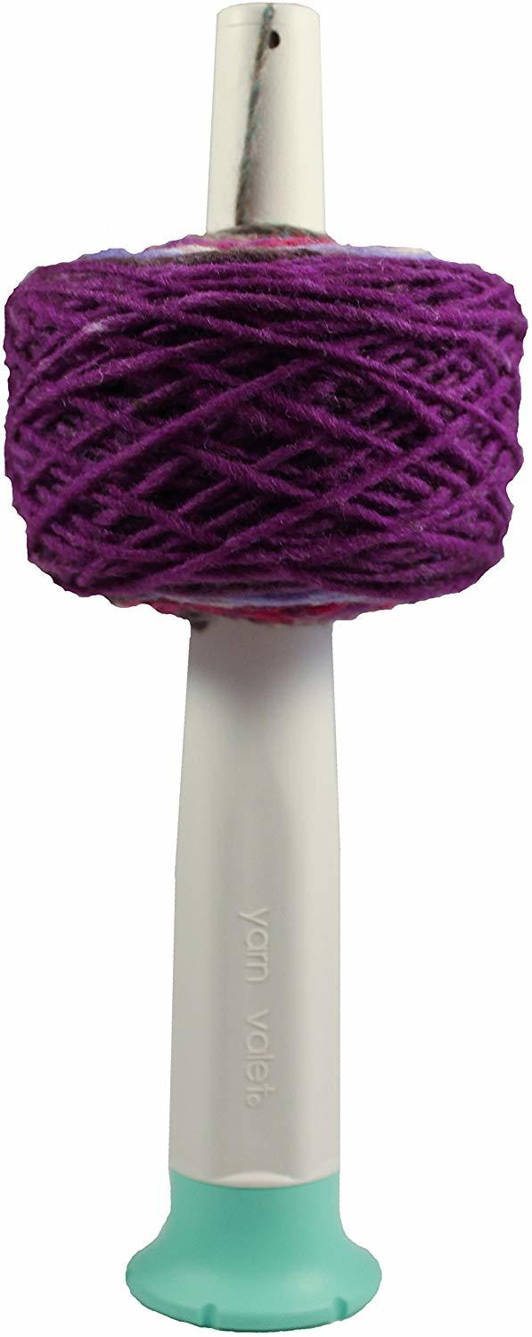 Yarn Valet 57104 Yarn Ball Winder- Most User-friendly Design